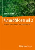 Automobil-Sensorik 2 (eBook, PDF)