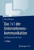 Das 1x1 der Unternehmenskommunikation (eBook, PDF)