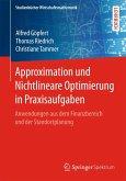 Approximation und Nichtlineare Optimierung in Praxisaufgaben (eBook, PDF)