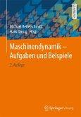 Maschinendynamik - Aufgaben und Beispiele (eBook, PDF)