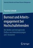 Burnout und Arbeitsengagement bei Hochschullehrenden (eBook, PDF)