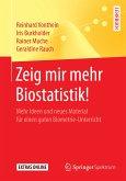 Zeig mir mehr Biostatistik! (eBook, PDF)