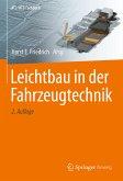 Leichtbau in der Fahrzeugtechnik (eBook, PDF)