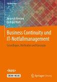 Business Continuity und IT-Notfallmanagement (eBook, PDF)