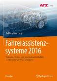 Fahrerassistenzsysteme 2016 (eBook, PDF)