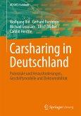Carsharing in Deutschland (eBook, PDF)