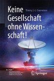 Keine Gesellschaft ohne Wissenschaft! (eBook, PDF)