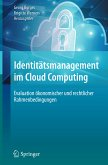 Identitätsmanagement im Cloud Computing (eBook, PDF)