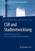 CSR und Stadtentwicklung (eBook, PDF)