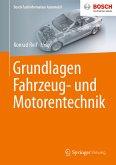 Grundlagen Fahrzeug- und Motorentechnik (eBook, PDF)