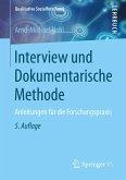 Interview und Dokumentarische Methode (eBook, PDF)