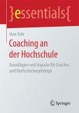 Coaching an der Hochschule (eBook, PDF)