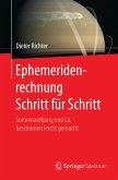 Ephemeridenrechnung Schritt für Schritt (eBook, PDF)