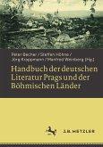Handbuch der deutschen Literatur Prags und der Böhmischen Länder (eBook, PDF)