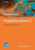 Produktionstheorie 2 (eBook, PDF)