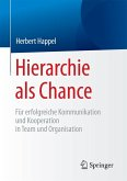 Hierarchie als Chance (eBook, PDF)