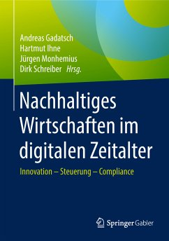 Nachhaltiges Wirtschaften im digitalen Zeitalter (eBook, PDF)