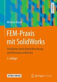 FEM-Praxis mit SolidWorks (eBook, PDF)