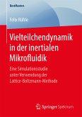 Vielteilchendynamik in der inertialen Mikrofluidik (eBook, PDF)