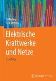 Elektrische Kraftwerke und Netze (eBook, PDF)