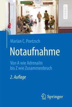 Notaufnahme (eBook, PDF) - Poetzsch, Marian C.