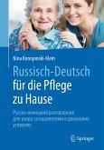 Russisch - Deutsch für die Pflege zu Hause (eBook, PDF)