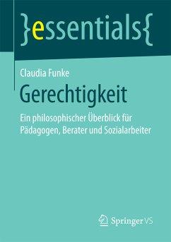 Gerechtigkeit (eBook, PDF) - Funke, Claudia