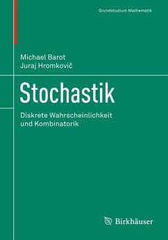 Stochastik (eBook, PDF) - Barot, Michael; Hromkovic, Juraj