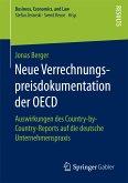 Neue Verrechnungspreisdokumentation der OECD (eBook, PDF)