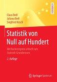 Statistik von Null auf Hundert (eBook, PDF)