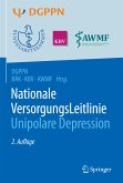 S3-Leitlinie/Nationale VersorgungsLeitlinie Unipolare Depression (eBook, PDF)