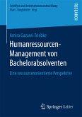 Humanressourcen-Management von Bachelorabsolventen (eBook, PDF)
