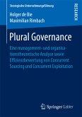 Plural Governance (eBook, PDF)