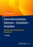 Unternehmenskultur: Erkennen – Entwickeln – Verändern (eBook, PDF)