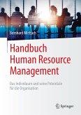 Handbuch Human Resource Management (eBook, PDF)