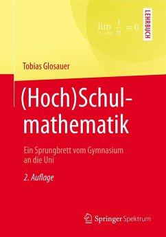 (Hoch)Schulmathematik (eBook, PDF) - Glosauer, Tobias