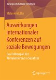 Auswirkungen internationaler Konferenzen auf soziale Bewegungen (eBook, PDF)