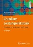 Grundkurs Leistungselektronik (eBook, PDF)