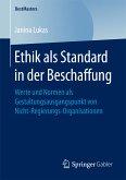 Ethik als Standard in der Beschaffung (eBook, PDF)