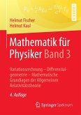 Mathematik für Physiker Band 3 (eBook, PDF)