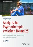 Analytische Psychotherapie zwischen 18 und 25 (eBook, PDF)