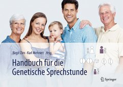 Handbuch für die Genetische Sprechstunde (eBook, PDF)