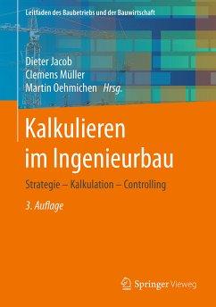 Kalkulieren im Ingenieurbau (eBook, PDF)