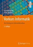 Vorkurs Informatik (eBook, PDF)