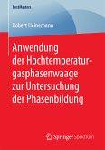 Anwendung der Hochtemperaturgasphasenwaage zur Untersuchung der Phasenbildung (eBook, PDF)