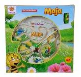 Eichhorn 109345407 - Biene Maja, Magnetpuzzle, 24x24cm, Motorik/ Geschicklichkeitsspiel