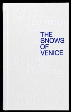 The Snows of Venice