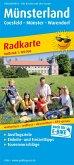 PUBLICPRESS Radkarte Münsterland, Coesfeld - Münster - Warendorf