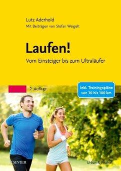 Laufen! - Aderhold, Lutz