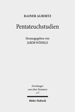 Pentateuchstudien - Albertz, Rainer